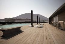 ARCHITECTURE - LA SPEZIA'S HARBOR BREAKWATER / TYPE:RECYCLING – DESIGN COMPETION LOCATION:LA SPEZIA, ITALY PROGRAM: 40 m³ NEW FUNCTIONS, SPORT, POOLS, BEACH VOLLEY, BEACH TENNIS DESIGN YEAR:2012 CLIENT:AUTORITà'PORTUALE DELLA SPEZIA DESIGN TEAM:DOMENICO FARACO, MICHELE CALTABIANO, MAURIZIO GIODICE, GIOVANNI FERRARI