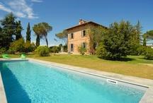 Toscane, Midden-Italie / Sfeervolle vakantie accommodatie in Toscane in Midden-Italie. / by Italia di Charme
