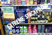 Frugal Living: My Stockpile Dream / Couponing madness  / by Dorothy P