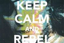Rebel / Take inspiration from fashion's rebellious trend and rock out this season's latest look now!