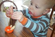 Toddler: Games/Activities/Learning/Ideas