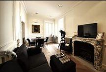 INTERIOR DESIGN, LAD : FLAT LVM ROME / TYPE: PRIVATE HOUSE LOCATION: ROME, VIA DEI FIENILI PROGRAM: 65 m² DESIGN: 2011 COMPLETED: 2012