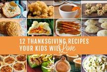 Holiday ideas: Thanksgiving / All about thanksgiving / by Dorothy P
