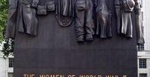 Girlpower in wartime / Girlpower in WW I and WW II