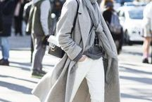 SHADES OF GREY / Sporty, modern and versatile, we're currently coveting every shade of grey this season. http://bit.ly/1EDn9KV