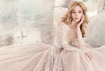 Свадьба / Платья, украшения, аксессуары, стили, коллекции