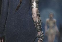 Cyberpunk jewellery