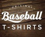 Baseball Tshirts / Baseball Tshirts for Men, Women and Kids!