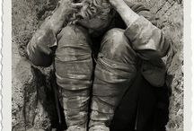 War - war make men mad. / 'War is a history in books for those who have not experienced it, a place for soldiers, an opportunity for politicians, a disappearance for victims, and a hell for people of that age.' Other names of war - Violence, madness, dirt, pollution, infection, destruction, loss, murder, rape, theft, fraud, arson, disorder, infringement, bloodshed, despair, collapse. - Gewalt, Wahnsinn, Schmutz, Verschmutzung, infektion, Zerstörung, Verlust, Mord, Vergewaltigung, Diebstahl, Betrug, Brandstiftung, Unordnung, Verletzung, Blutvergießen, Verzweiflung, Zusammenbruch. - 폭력, 광기, 더러움, 오염, 감염, 파괴, 손실, 살인, 강간, 절도, 사기, 방화, 무질서, 위배, 유혈, 절망, 붕괴. - Violentiam, insania, lutum, pollutio, infectio, exitium, damnum, caedes, rapinae, furtum, fraus, nisi incendia, nisi inordinatio, contra intestina, caedes, desperatione concidas.