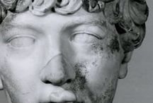 ART: Marble statues