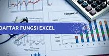 Excel Functions / Panduan Rumus Excel Dasar / Fungsi Microsoft Excel