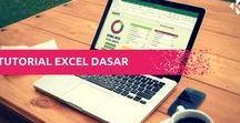 Basic Excel Features / Panduan Microsoft Excel Dasar dan Fitur-fitur Excel