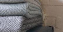 Hetton Tweed Throws