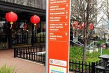 Wayfinding Sign Designs