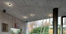 Betonnen plafonds / Plafonds en béton
