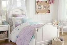 Girls Bedroom Ideas / by Pottery Barn Kids