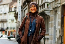 Hijab Style - Muslim Fashion / by Style Whimsical