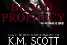 Blood Prophecy-Sons of Navarus #4