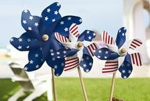 4th of July Inspiration / by Pottery Barn Kids