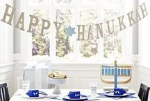 Hanukkah Ideas / by Pottery Barn Kids