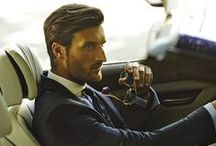 *Style: MEN / Men's fashion  / by Jennifer Alvarez