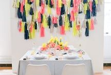 Join The Party / My favourite rooms and tables decorated to entertain in style!
