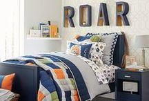 Boys Bedroom Ideas / by Pottery Barn Kids