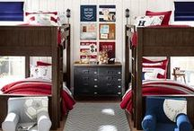 Shared Rooms for Kids / by Pottery Barn Kids