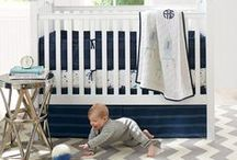 Boys Nursery Ideas / by Pottery Barn Kids