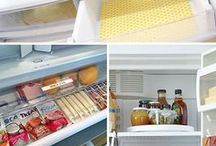 Creative Organization / Get organized - organize your things and organize your life.
