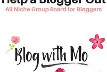 Help a Blogger Out / All niche group board for bloggers. Post vertical pins only please. Pins must lead back to a blog post. No limit on posting but please REPIN! Please join the Help a Blogger Out Facebook Group for access to this board: https://facebook.com/groups/blogwithmo