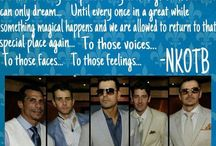 NKOTB...♥️ a lifelong story... / ...for them... and for us...