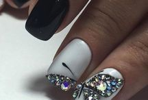 """""""Wow!"""" nails)"""