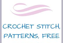 Crochet Stitch Patterns Free Tutorials / Welcome our dear friends! This board is all about crochet tutorials for beginners and experienced crocheters, crochet patterns free videos, crochet stitches and basically everything about world of crochet. How To Make Step By Step Crochet Tutorials | Step By Step Crochet Projects | Step By Step Easy Crochet Tutorials With Videos And Pictures | Crochet Tutorials For Beginners | Crochet Stitches | Crochet Blankets | Crochet Hats | Crochet Scarf | Crochet Inspirations | Crochet Video Tutorials |