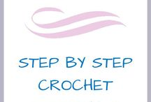 """Step By Step Crochet Tutorials 