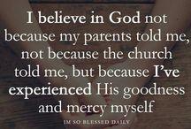 religious / Inspirational Quotes