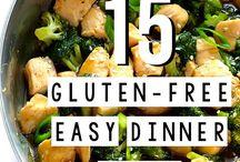 Gluten Free Foods / Gluten Free Meal Idea's