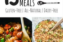 Gluten and dairy free / Gluten Free and Dairy Free Meal Ideas