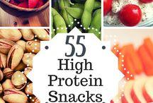 healthy snacks / Healthy Snacking ideas
