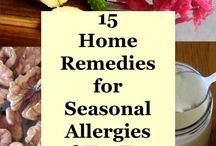 Natural Allergy Relief / Treat your Allergies Naturally