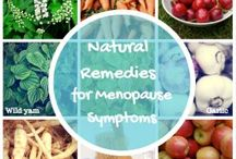 Menopause Remedies / Natural Remedies for Menopause