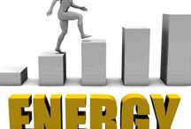 Increasing Energy Naturally / Boost Energy Naturally with Supplements, lifestyle changes and Bodyworks