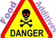 Danger!! Food Additives: Are they making you sick?