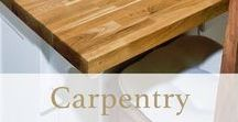 Carpentry / We can competitively undertake all manner of carpentry projects from joinery and general carpentry through to kitchen installations and renovations. http://www.concept-carpentry.co.uk/page/carpentry