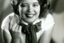"""Clara Bow - 1 / She rose to stardom in the 1920s and successfully made the transition to """"talkies"""". In total, Clara Gordon Bow appeared in 46 silent films and 11 talkies. Her nickname was """"The It Girl"""" & she was the leading sex symbol of the Roaring Twenties. She married actor Rex Bell in 1931 & they had 2 sons. Clara Bow retired from the screen after her final film, 'Hoopla', was released in 1933. Born: July 29, 1905, Brooklyn, NY Died: September 27, 1965 (age 60), Culver City, CA Cause of death - Heart Attack"""