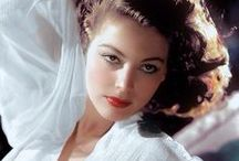 Ava Gardner / Actress Ava Lavinia Gardner was the youngest of 7 children and was born on a tobacco farm in the rural South. In 1941 (at age 18) her picture in the window of her brother-in- law's New York photo studio brought her to the attention of MGM, leading quickly to Hollywood and a film contract based strictly on her beauty.  Born: December 24, 1922, Grabtown, NC Died: January 25, 1990 (age 67), Westminster, UK Cause of death - pneumonia (She had been a life-long smoker and suffered from emphysema.)