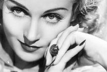 Carole Lombard - 1 / Born Jane Alice Peters, actress Carole Lombard was as talented in comedies as she was in dramatic films. Unfortunately, she died at the age of 33 in a plane crash on Mount Potosi, Nevada, while returning from a War Bond tour.  Born: October 6, 1908, Fort Wayne, IN Died: January 16, 1942, Potosi Mountain, NV