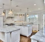 Dream Home - Kitchens / The kitchens I would love to have but can't afford.