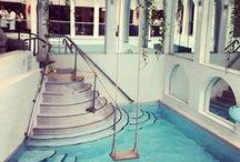 Dream Home - Pools / Indoor & outdoor dream pools.