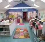 Dream Home - Craft/Sewing Room / My dream craft/sewing room